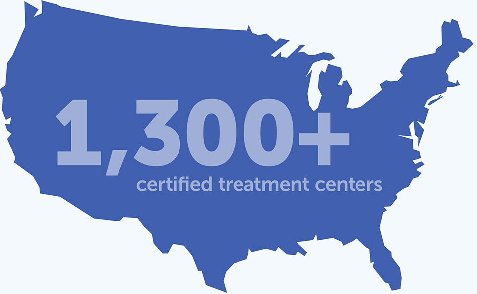 There are more than 800 certified treatment centers in the United States. Locate an Optune® doctor near you