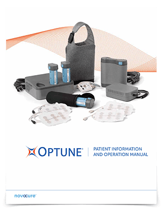 Optune Treatment Downloads Videos Official Patient Site