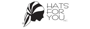 Hats for you logo