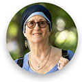 Jeanneane, an Optune® user and Patient Ambassador