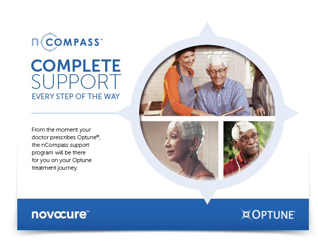 Support For Your Patients Optune